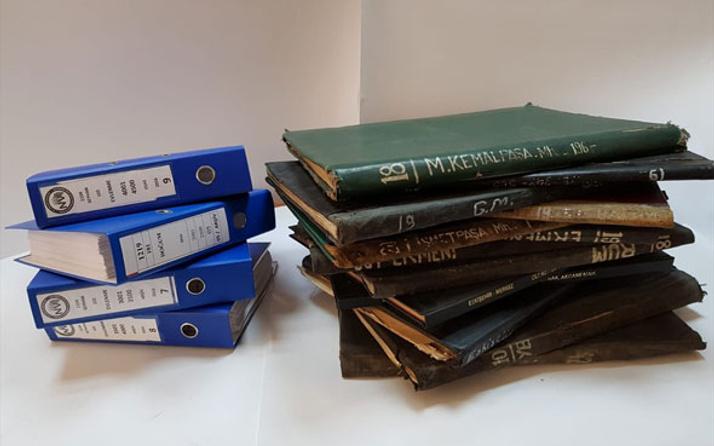 Nüfus kayıtlarında dijital arşiv dönemi