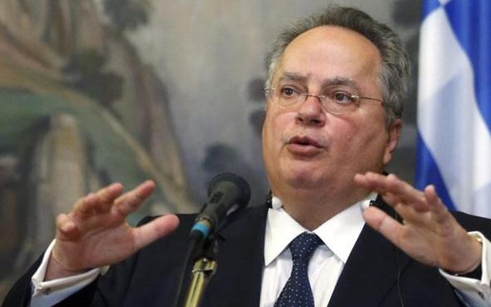 Yunan Dışişleri Bakanı Kocyas'ın kitabında olay ifadeler
