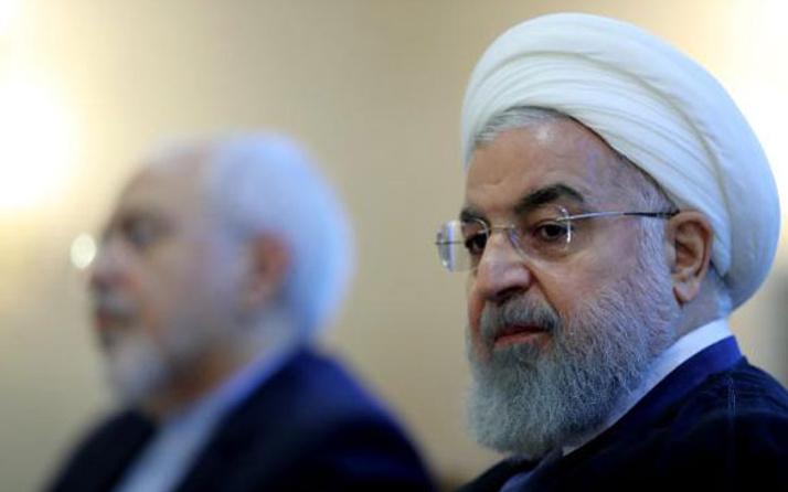 Ruhani'den Trump'a gülle gibi tehdit! İranla savaş savaşların...
