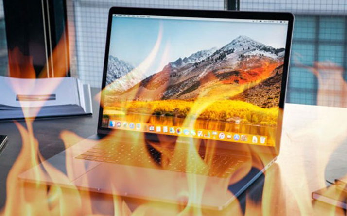 Apple MacBook Pro sorununu itiraf etti!