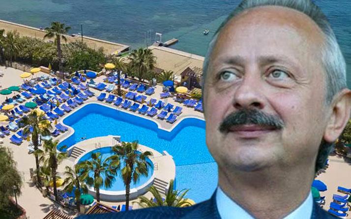 Haluk Ulusoy'un oteli icradan satılacak!