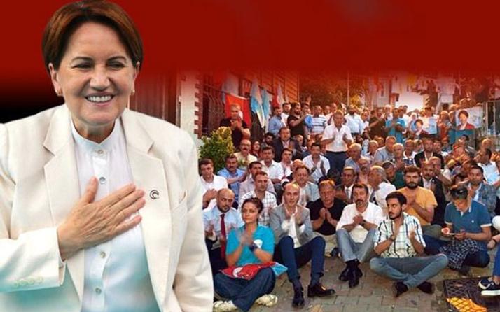 """İYİ Parti, Akşener için """"geri dön"""" yürüyüşü yapacak..."""