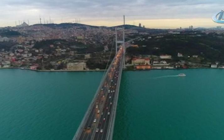 İstanbul'da sıcak dakikalar Boğaz trafiğe kapatıldı!