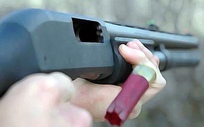 2  kişiyi domuz zannederek av tüfeğiyle vurdu