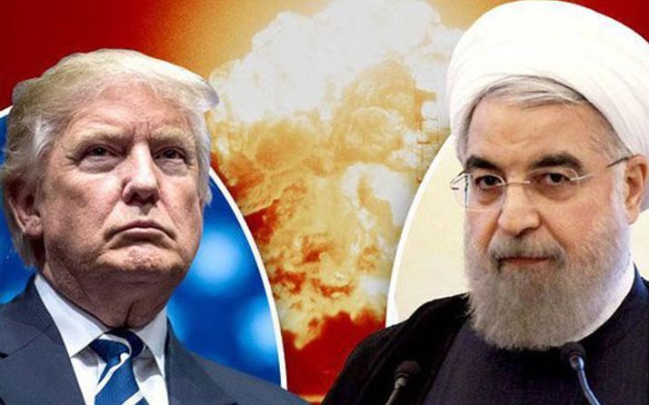 Trump'tan şaşırtan İran çıkışı