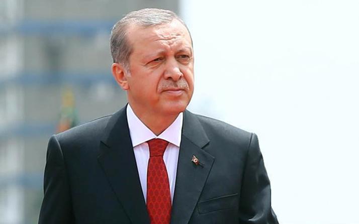 Erdoğan'dan tren kazasıyla ilgili taziye