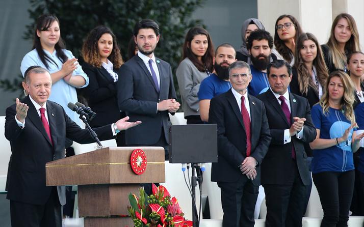 Beştepe'deki törene kimler katıldı? Tansu Çiller ve Mesut Yılmaz sürprizi