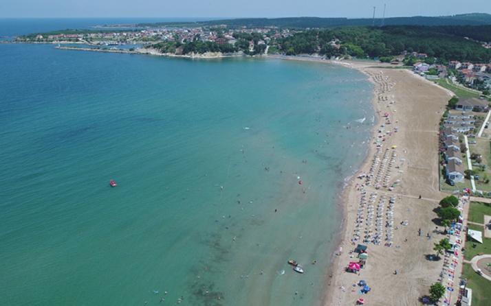 Kocaeli'de 'mavi bayraklı' plaj sayısı 5'e yükseldi