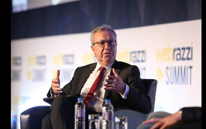 İş Bankası Genel Müdürü Adnan Bali uyardı: Spekülatif ataklarla...