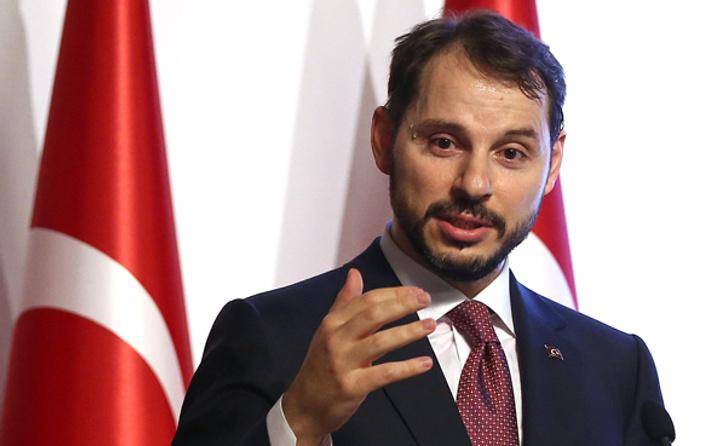 Reuters flaş haber geçti Bakan Berat Albayrak yabancılar görüşecek