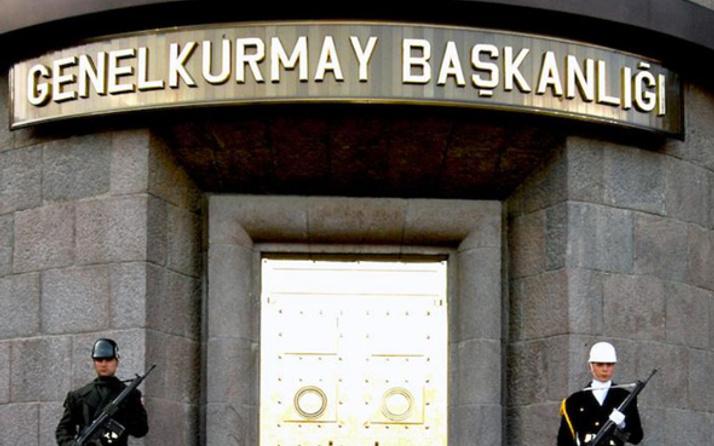 TSK'dan son dakika açıklama: 7 terörist öldürüldü