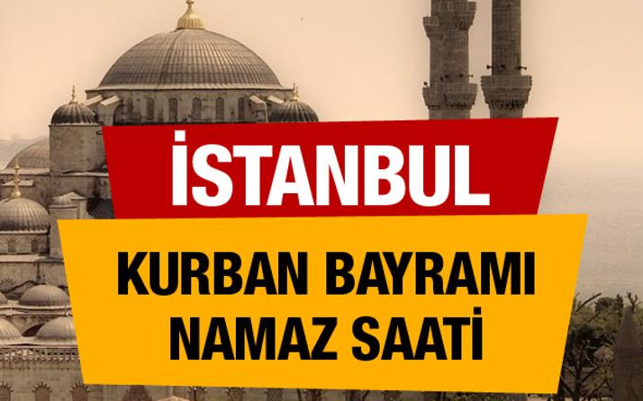 İstanbul saat 07.00'de bayram namazı kılacak Diyanetin namaz saatleri