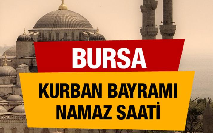Bursa Kurban bayramı namaz saati : 07.01