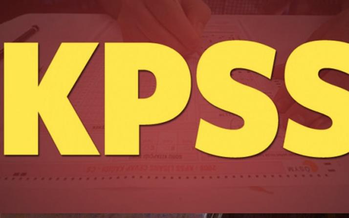 KPSS sonuçları 2018 lisans ne zaman açıklanacak ÖSYM takvimi