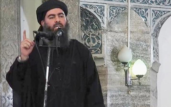 Bağdadi'ye ait olduğu iddia edilen ses kaydında Brunson mesajı
