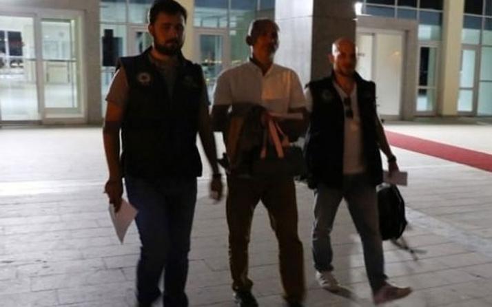 PKK'nın sözde başkanı Demirtaş'ın yanına gönderildi