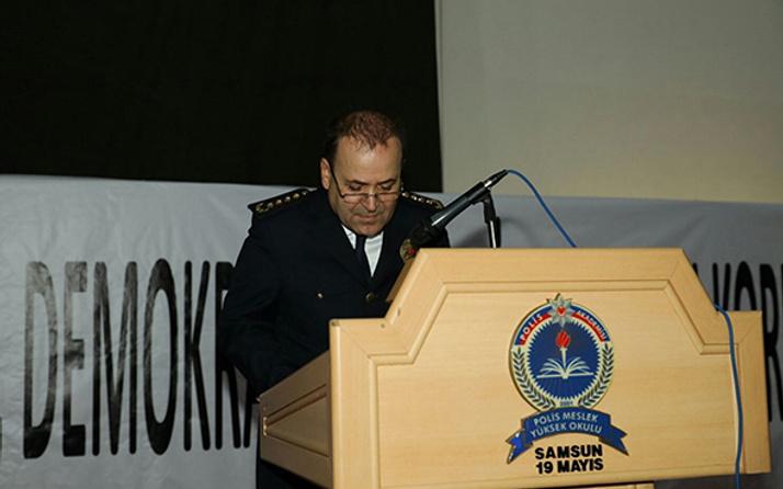 Polis okulu müdürü makam odasında intihar etti!