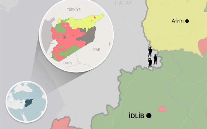 Alman hükümetinden İdlib uyarısı! Büyük bir felakete yol açar