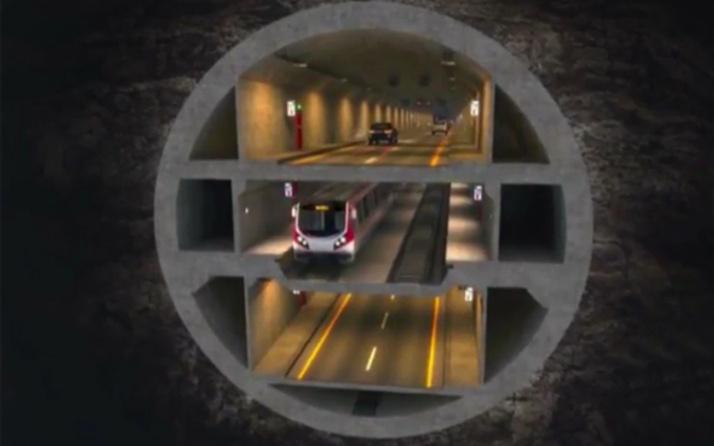 3 katlı İstanbul tüneli güzergahı belli oldu