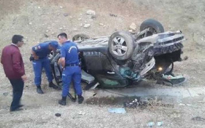 Felahiye Belediye Başkanı trafik kazası geçirdi