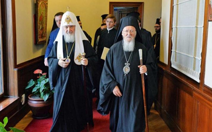 Rusya ve Ukrayna'nın kilise kavgası büyüyor