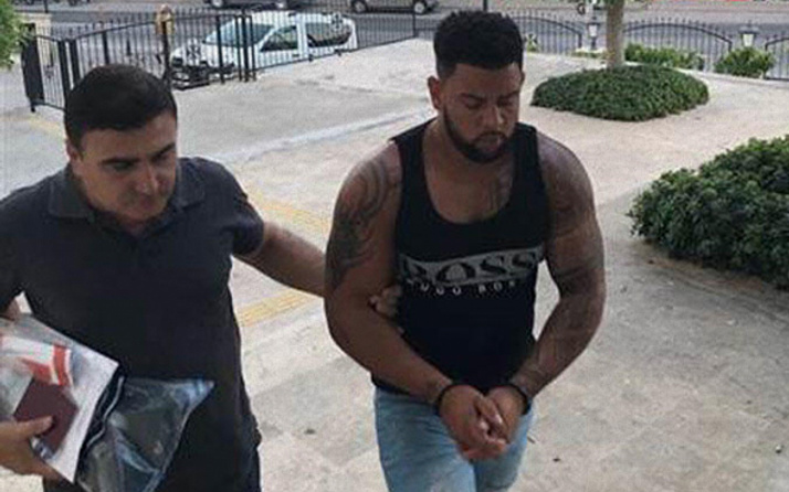 Marmaris'i karıştıran suç makinesi sapık tutuklandı!