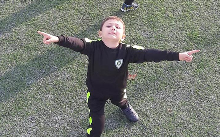 Küçük futbolcu Muharrem'in feci ölümü!