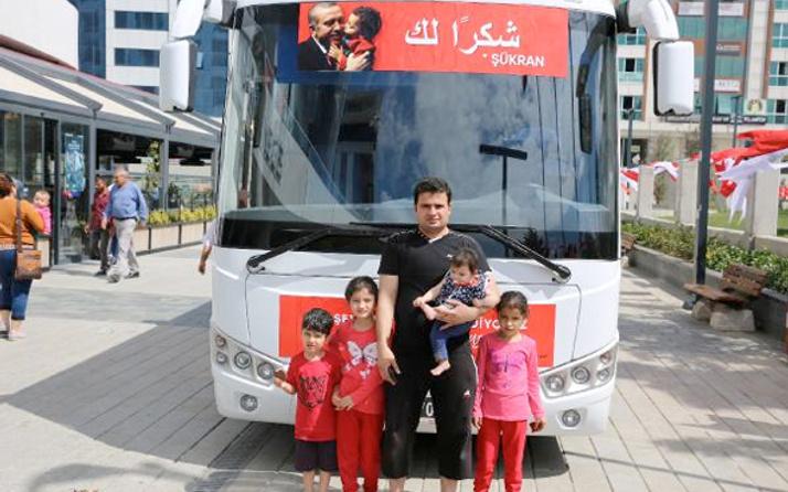 Suriye'ye dönme kararı alan Muhmmed'i eşi terk etti
