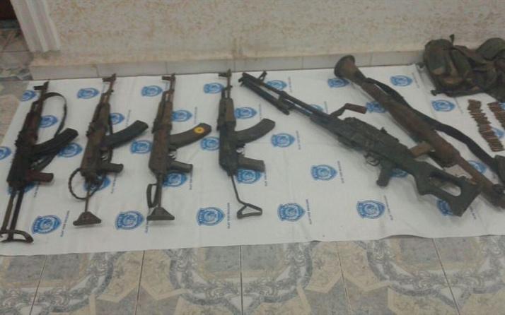 Hakkari'de 3 terörist etkisiz hale getirildi