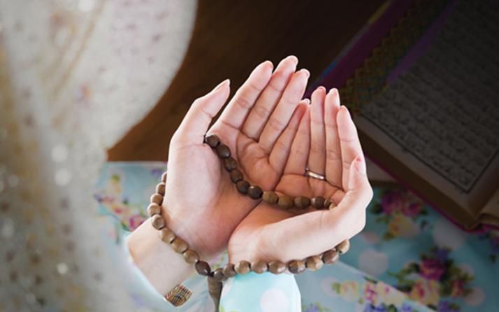 Adetliyken okunacak dualar neler cuma duaları sırası