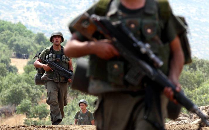 Giresun'da öldürülen teröristin kimliği şoke etti