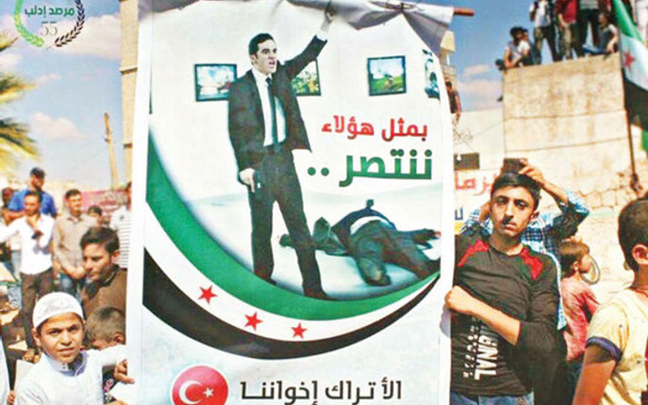 "Ahmet Hakan sordu: FETÖ İdlib'de mi? 'S...Ulan..."""