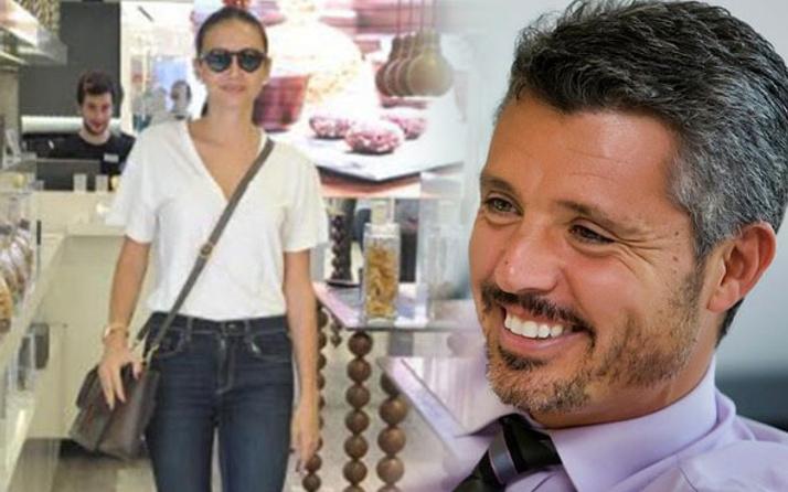 Emina Jahovic Sadettin Saran'la aşk iddiaları hakkında açıklama
