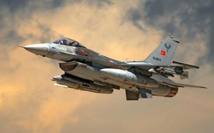 Irak'ın kuzeyine bomba yağdı 8 terörist öldürüldü