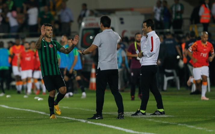 Cem Kavçak: 'Galatasaray'a karşı çok iyi oynadık'