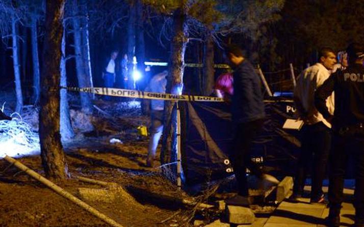 ODTÜ ormanında cinayet! Cesedin kimliği belli oldu