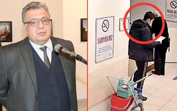 Büyükelçi Karlov'un katilinin yeni görüntüleri ortaya çıktı