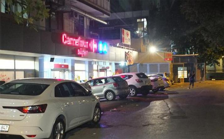 Derbi öncesi Kadıköy'de kan aktı