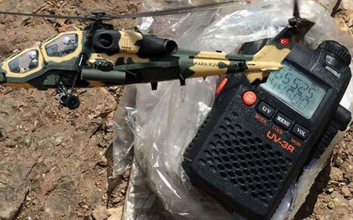 PKK telsizleri deşifre edildi: Sıkıysa kendileri gelsin