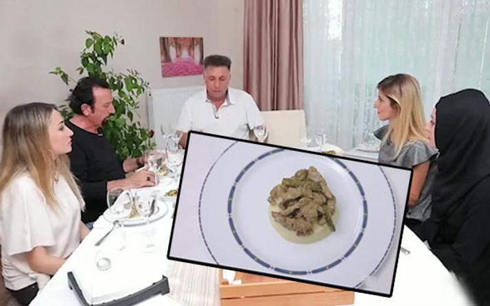 Yemekteyiz'e damga vuran yemek Garnitürlü Beff Stroganoff tarifi