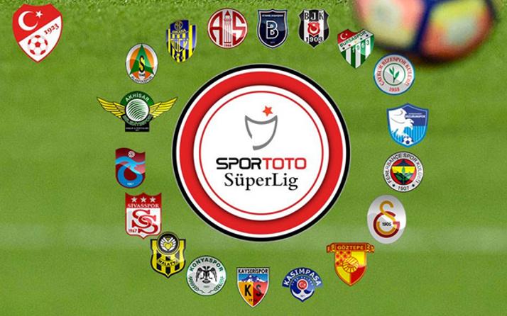 Spor Toto Süper Lig'de 7.hafta heyecanı başlıyor