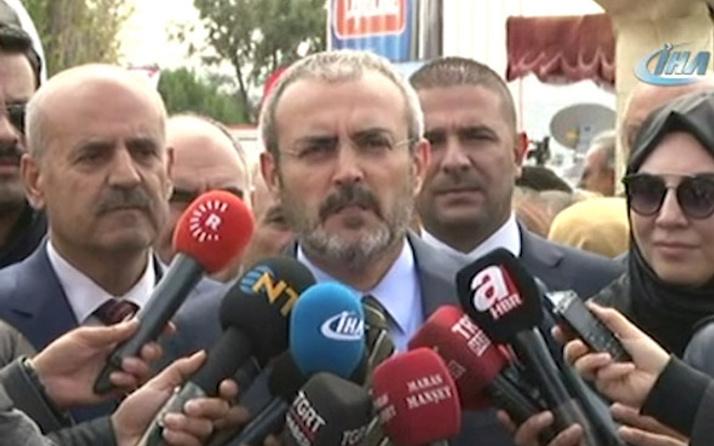 AK Parti Sözcüsü Mahir Ünal'dan ittifak açıklaması