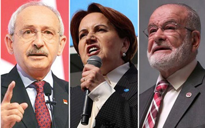 Bomba iddia! CHP ve İYİ Parti istemese de 'üst irade' ittifak yaptıracak..