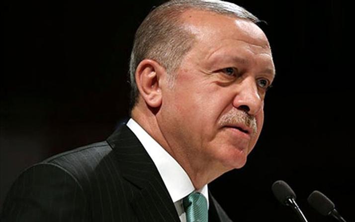Cumhurbaşkanı Erdoğan'a hakarete 2 tutuklama!