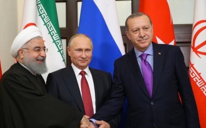 Rusya'dan üçlü zirve açıklaması!