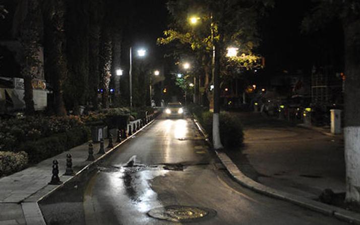 Uyarılar tedirgin etti Bodrum'da sokaklar boş kaldı!