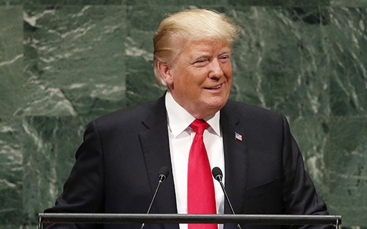 Trump'tan ilginç açıklama: 'Bize saygı duyuyorlar'