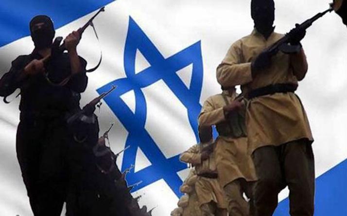 İsrail'den flaş IŞİD ve El Nusra itirafı! Silah ve para...