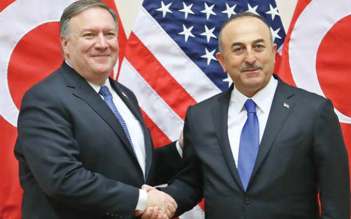 ABD'den Çavuşoğlu-Pompeo görüşmesiyle ilgili flaş açıklama