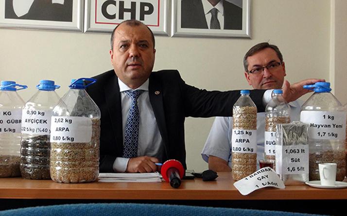 CHP'li Aygun'dan TUİK'e enflasyon tepkisi